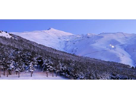Sierra Nevada Ski Resort and National Park, 75 minutes by car