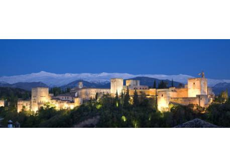 Alhambra, Granada, 45 minutes by car
