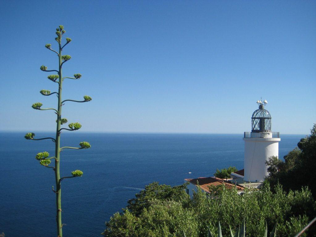 Sant Sebastià Lighthouse - Faro de Sant Sebastià