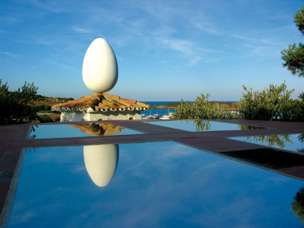 Dalí's house Portlligat - Casa de Dalí en Portlligat