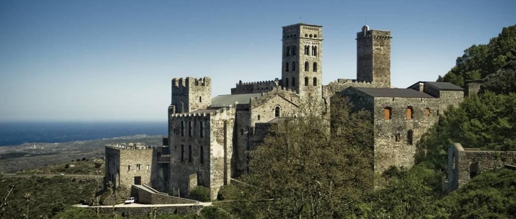Sant Pere de Roda Monastery - Monasterio de Sant Pere de Roda