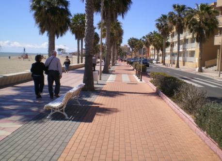 Have a nice walk along the beach