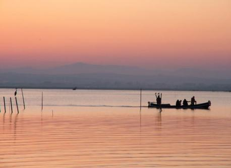 The Lake of Albufera