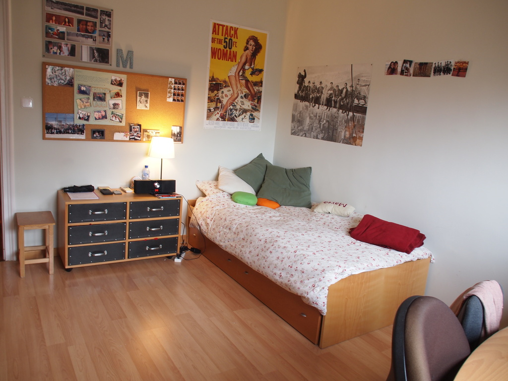 Bedroom 2 (two single beds)