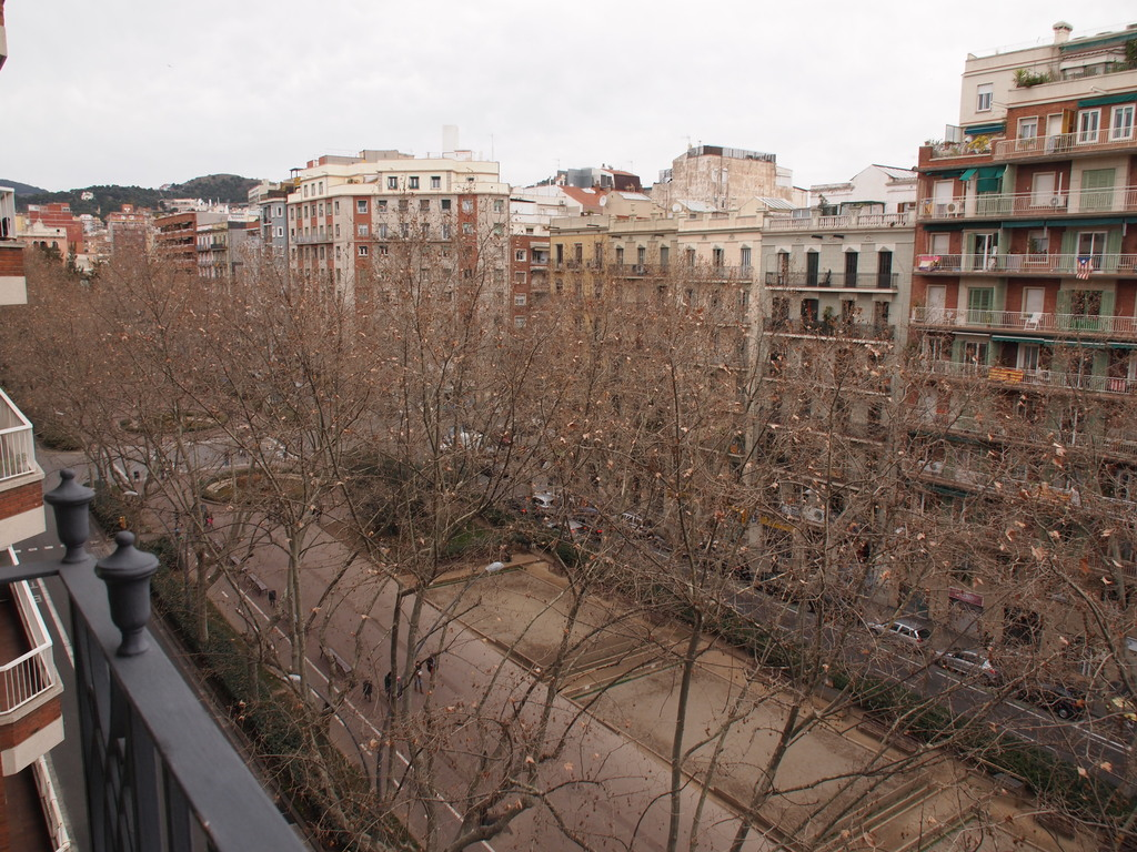 view of Passeig de Sant Joan
