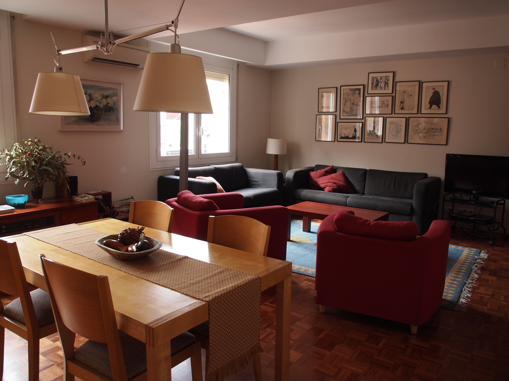 Living and dinnig room