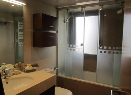 With private bathroom