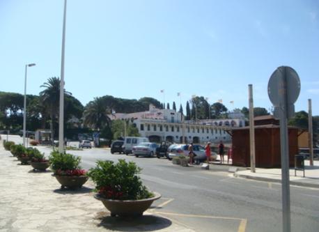 Restaurante y Baños S´agaro