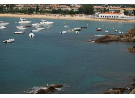 Playa S´agaro (Sant Pol)