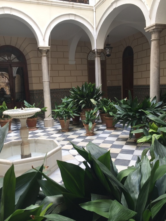 Our Historic Patio
