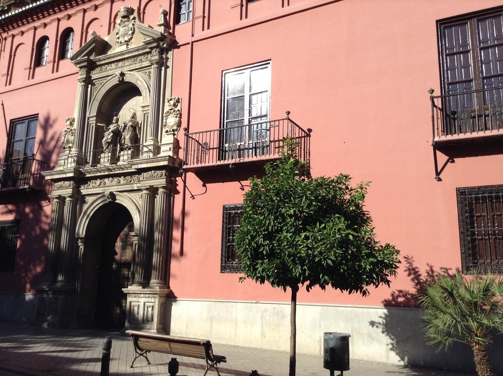 Plaza de la Universidad (just Around the Corner)