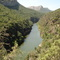 River Segre Gorge