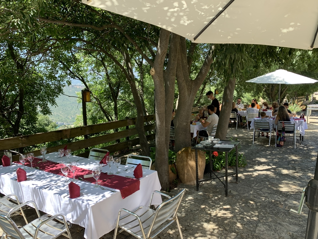 Restaurant at Fontllonga