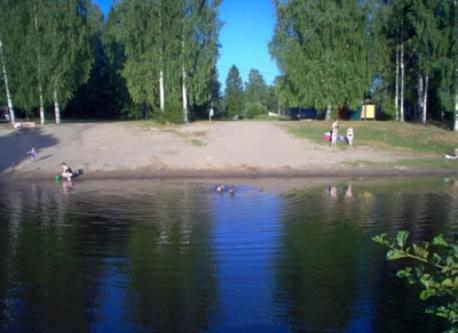 River 300 meters