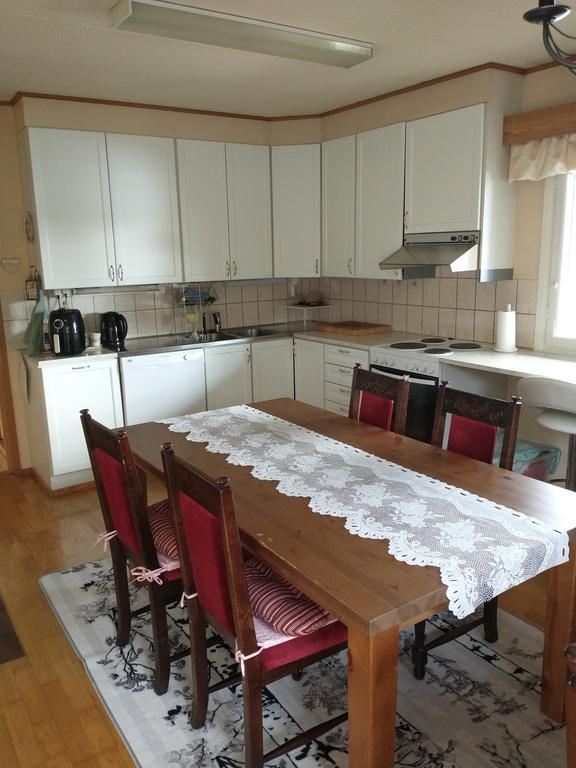 Kitchen in Juva.
