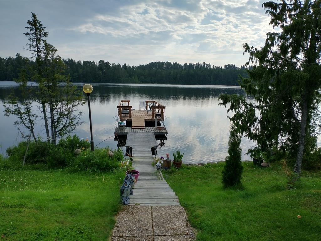 Summercottage by Salajärvi see in Juva