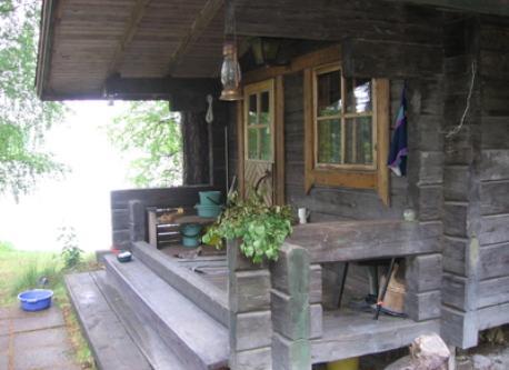 Sauna in Ikaalinen