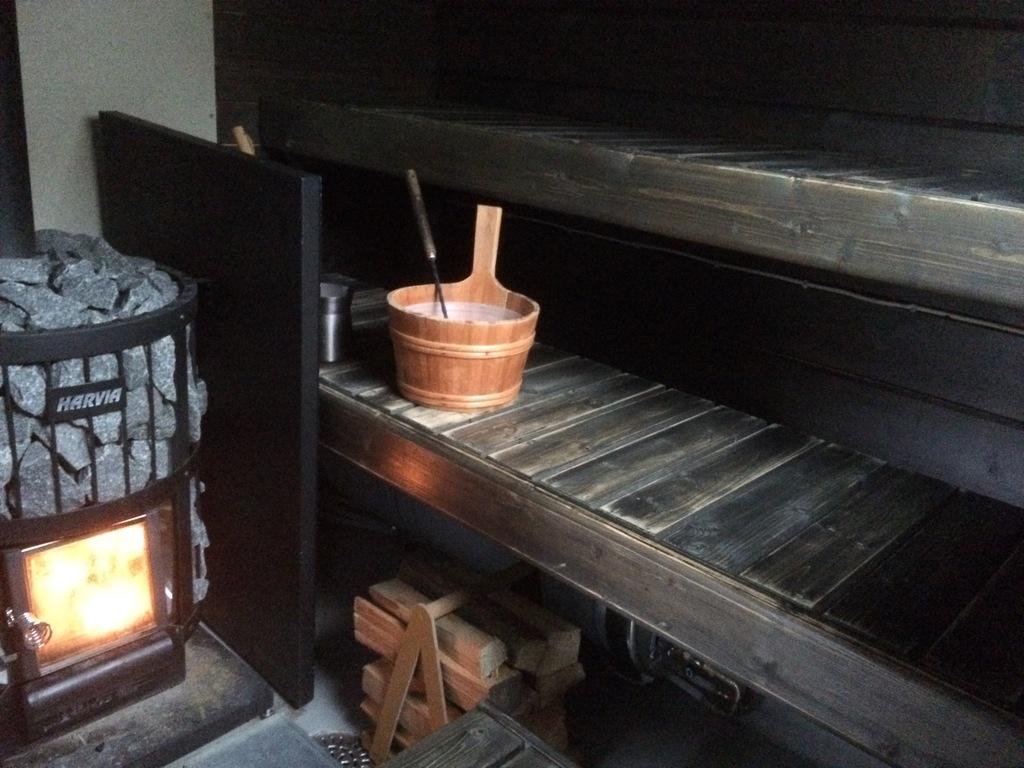 Cottage sauna