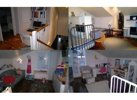 Collase from 2nd floor (hall and 3 bedrooms)