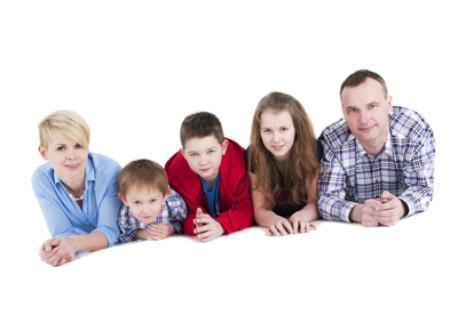 Sara, Jimmy, Henri, Fanni & Mika