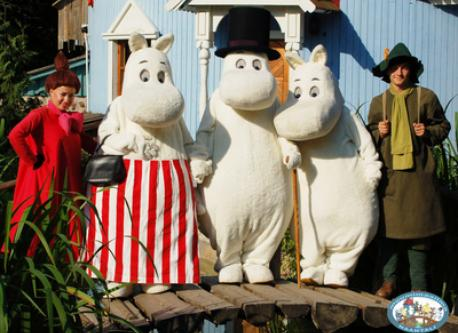 Moomin World, Naantali