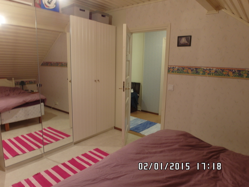 Bedroom 5, with 180cm bed