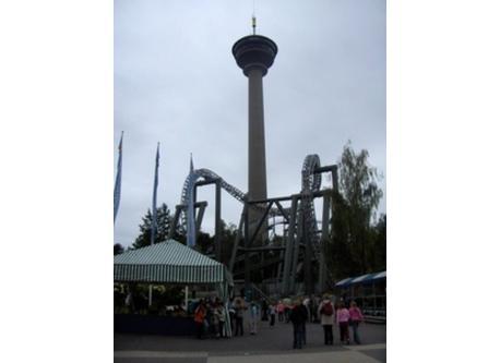 Tampere and Fun Park Särkännänniemi