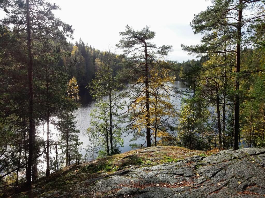 Hiking in Hyvinkää
