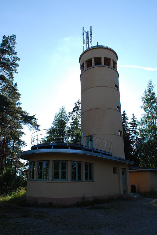 There are several sightseeing towers in Kangasala.