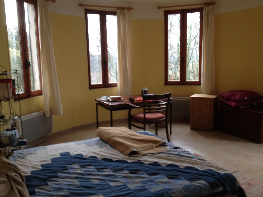 chambre avec double lit 1er étage