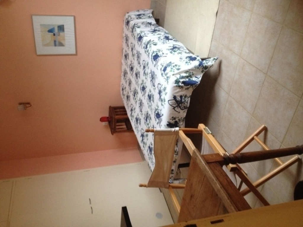 Chambre à coucher 1er étage 1 lit