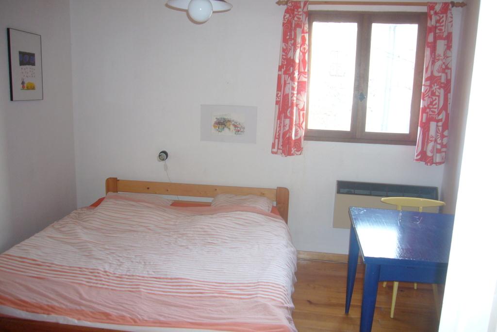 chambre 1, lit double 160/200