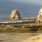 Playa de Hendaya. Las Gemelas