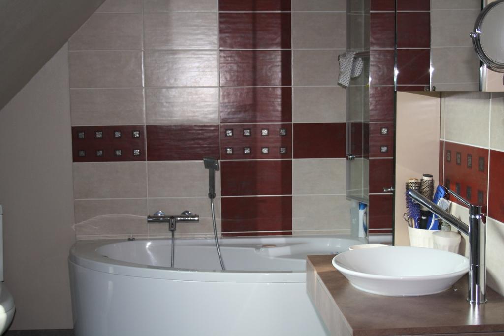 salle de bain des parents