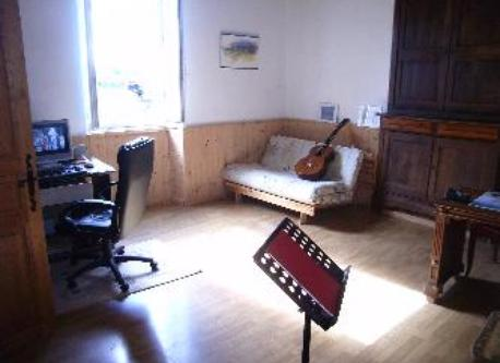 COMPUTER AND MUSIC ROOM