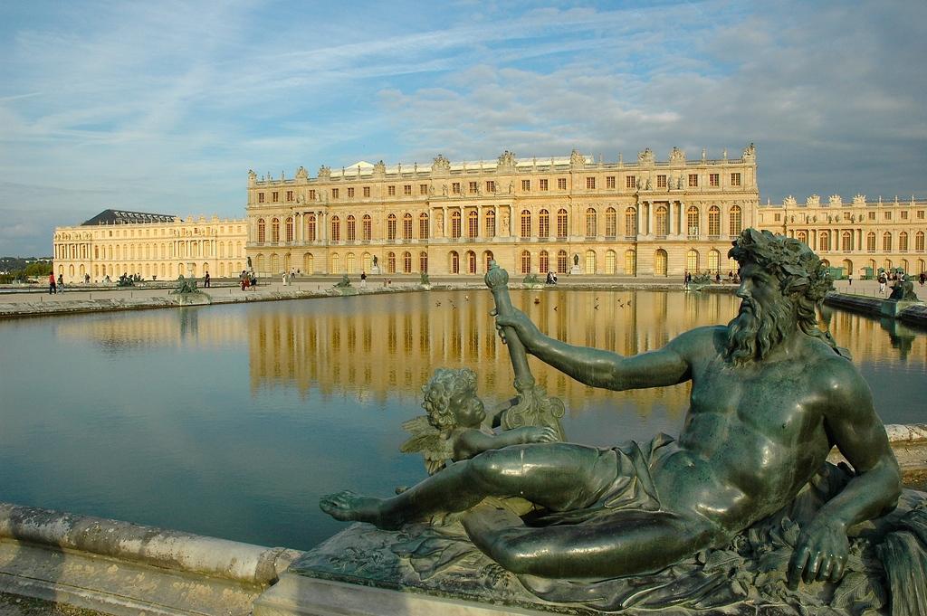 Château de Versailles (30 mn by car)