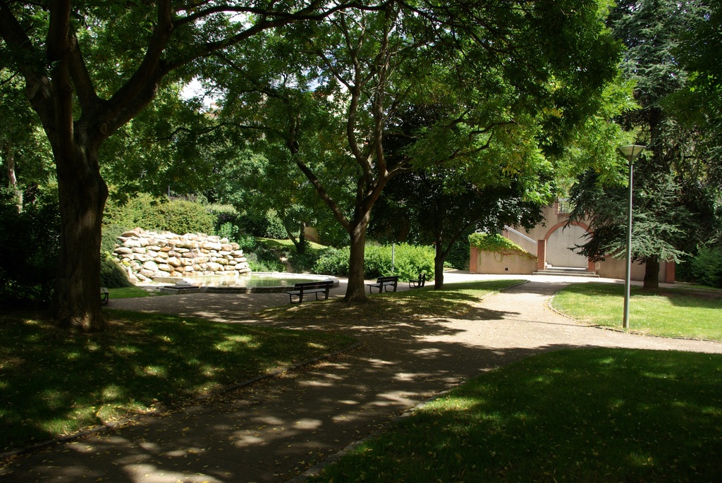 parc of the residence 1