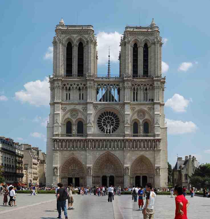 Notre-Dame de Paris (20 mn)