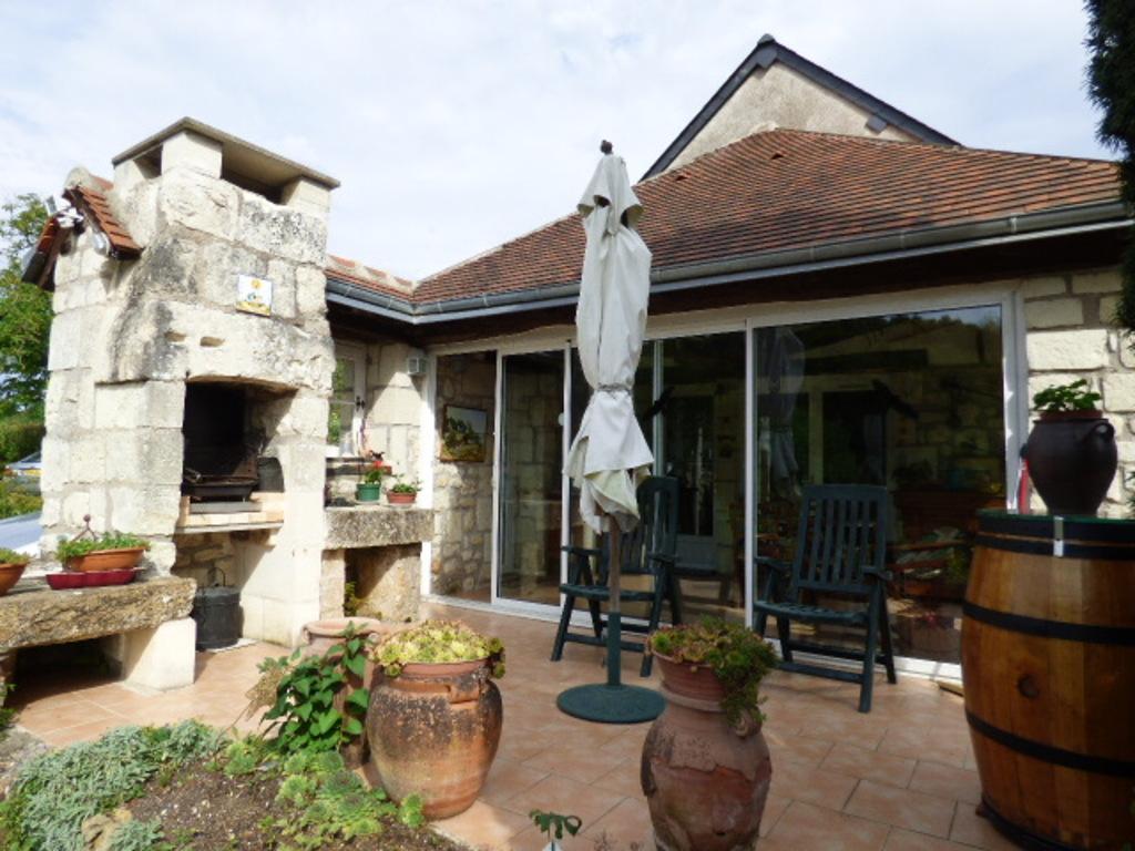terrasse et terrasse couverte