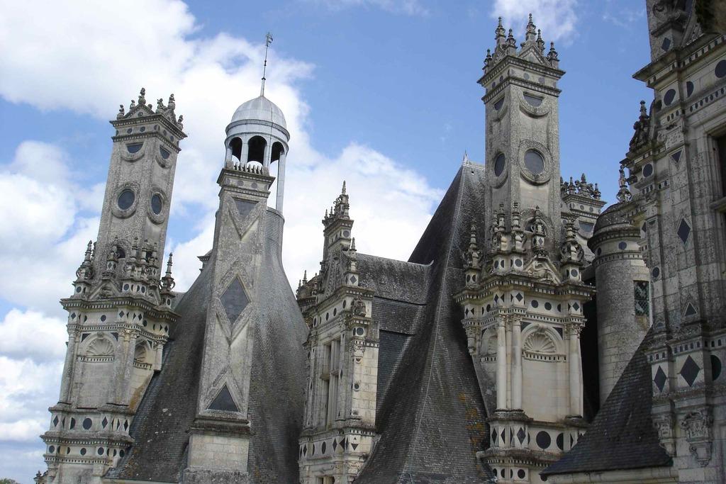 Loire's Castles : Chambord