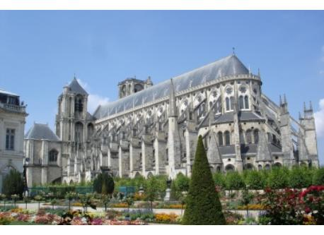 Cathedral  of  Bourges.