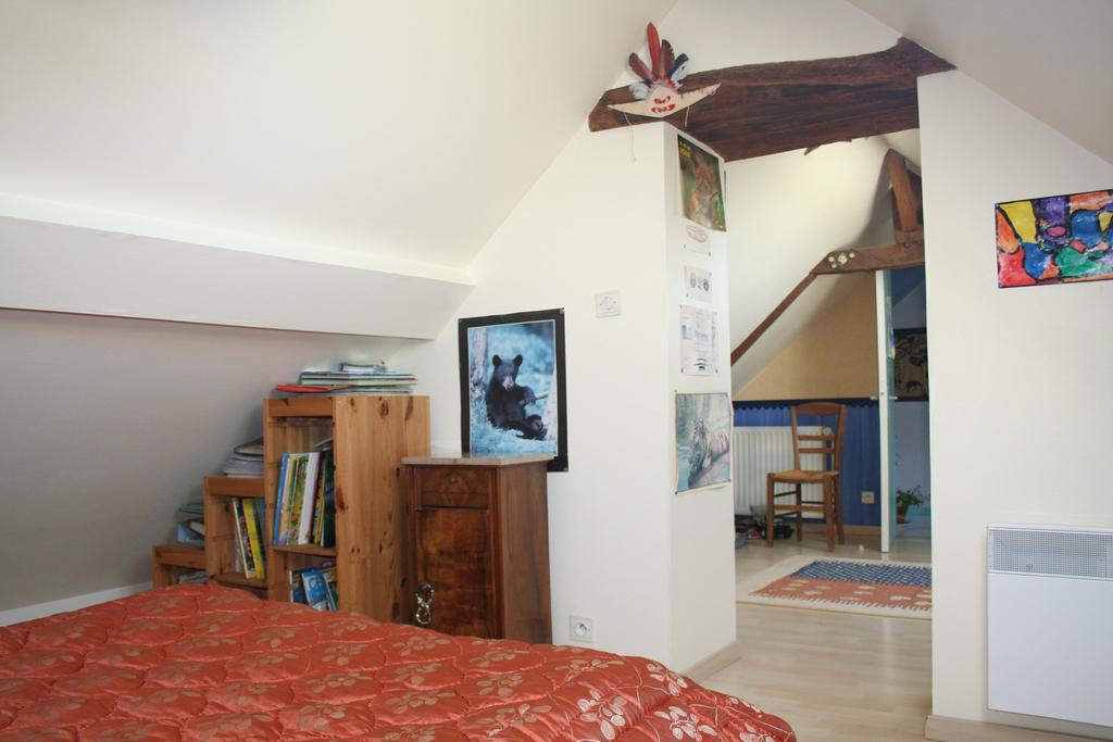 Maison : Chambre 3