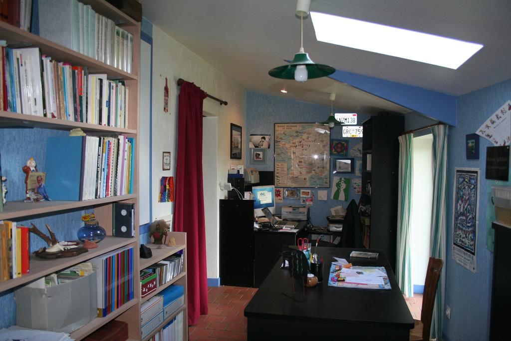 Maison : Bureau