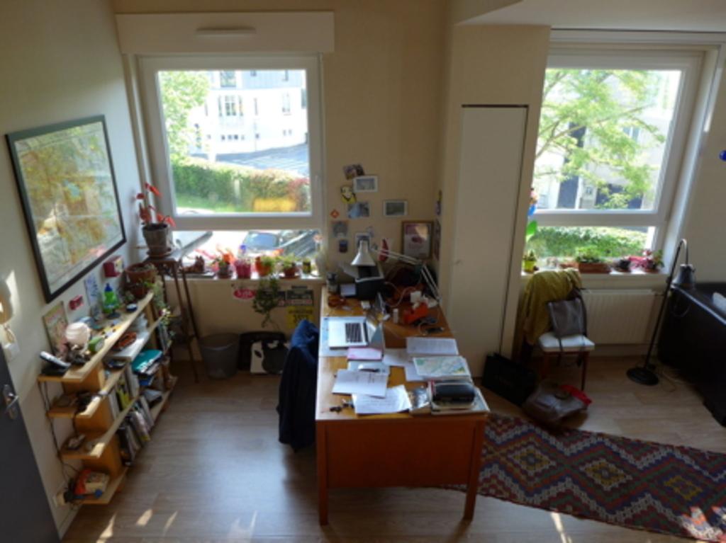 Appartement : pièce de vie