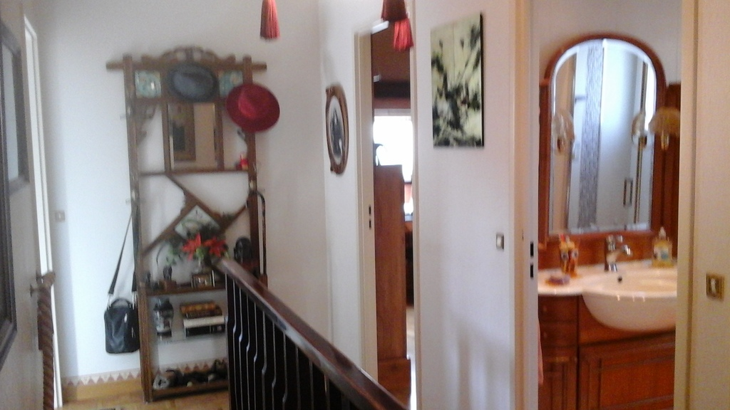 1st floor stairs
