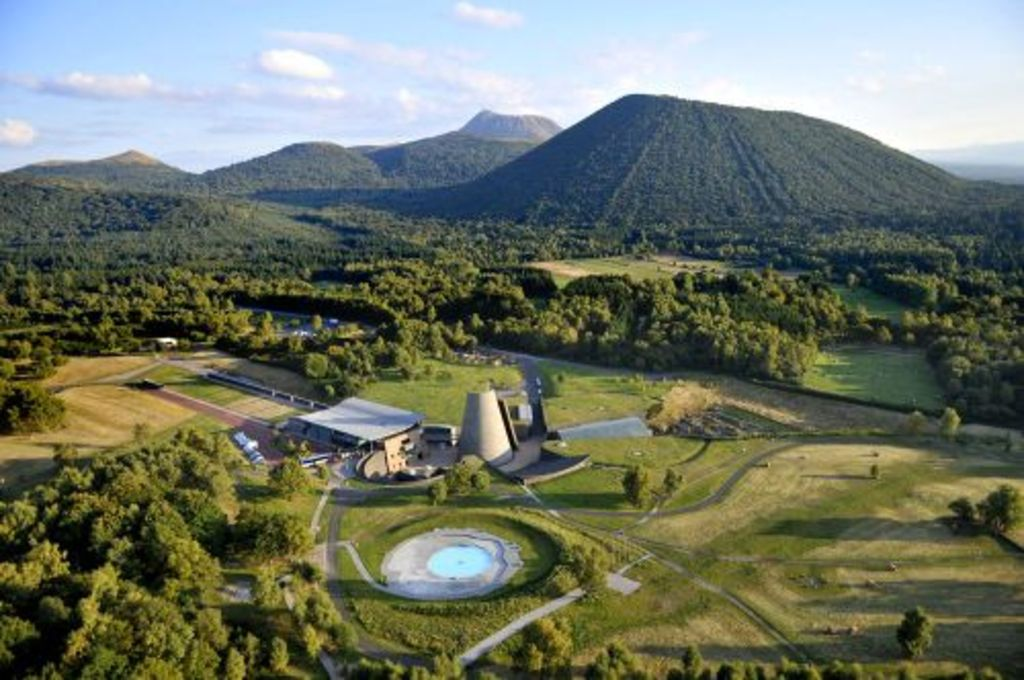Vulcania and the Auvergne volcanoes