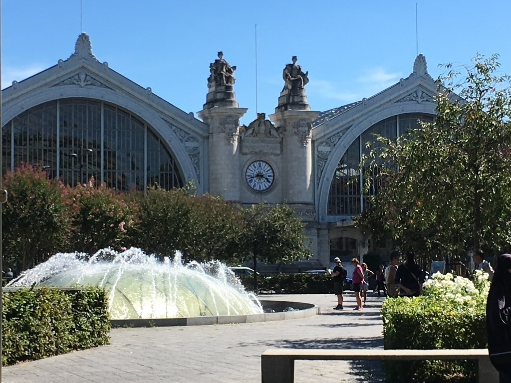 The central station