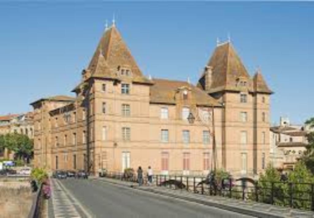 famous museum Ingres in Montauban