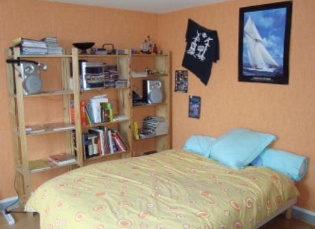 Simon's bedroom