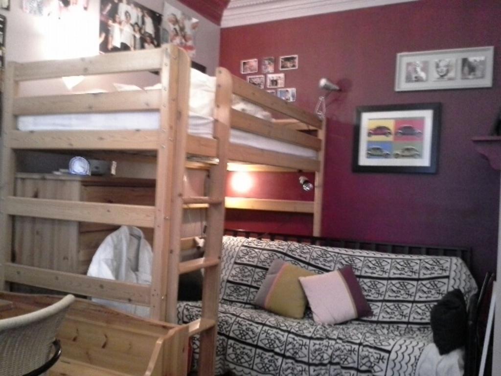 mary's bedroom